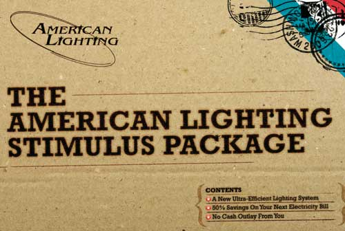 American Lighting Stimulus Package