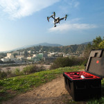 drone advertising photography