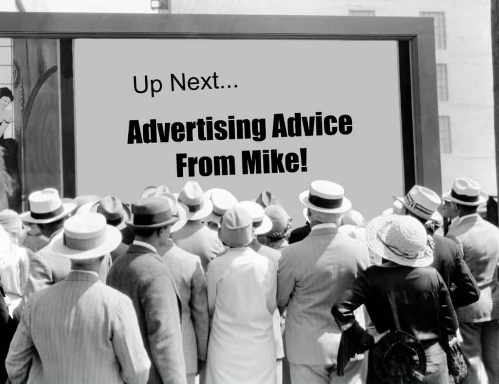 advertising advice