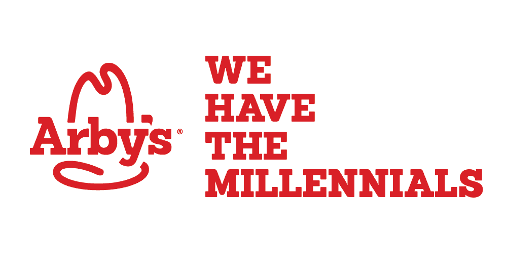 Arby's: We Have the Millennials